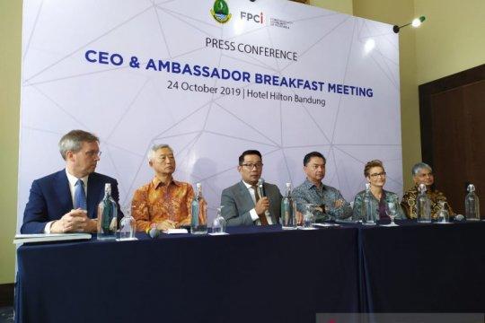 Kamar Dagang Korea keluhkan persoalan  industri garmen Jawa Barat