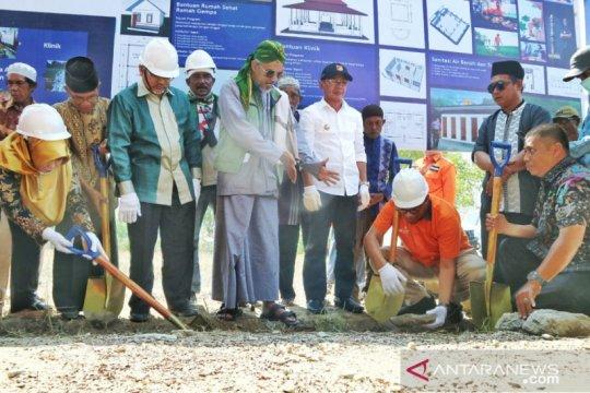 Kampung untuk penyintas gempa di Sigi dibangun BPKH-Rumah Zakat
