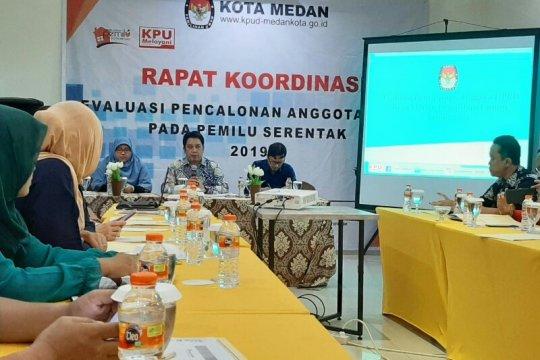 KPU Medan evaluasi Pemilu 2019