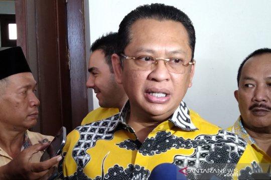 Bamsoet sebut Kabinet Indonesia Maju cerminkan rekonsiliasi