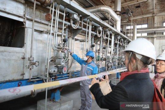 ADB mengagumi pupuk organik dari jerami di Mongolia Dalam