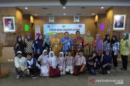Jakarta Utara bersama Komunitas Psikologi Peduli bentuk Forum Anak