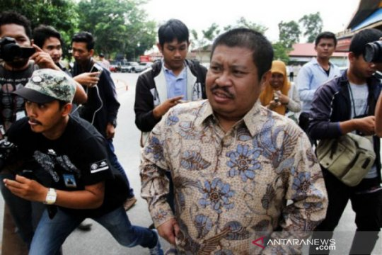 KPK panggil Bupati Bengkalis Amril Mukminin sebagai tersangka