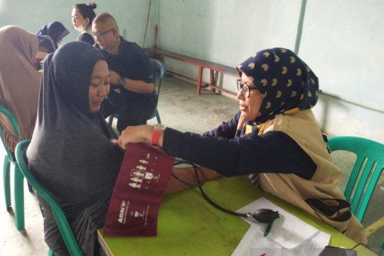 PMI mendirikan posko pelayanan kesehatan di lokasi karhutla Riau
