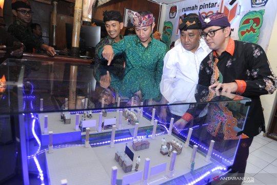 KPU Banjarnegara terus sosialisasikan rumah pintar pemilu