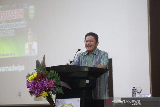 DPRD diajak Gubernur Sumsel turunkan angka kemiskinan