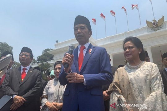 Pemprov Maluku siapkan kunjungan Presiden Jokowi
