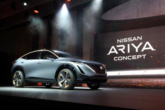 Nissan fokus teknologi hemat bahan bakar dan elektrifikasi di China
