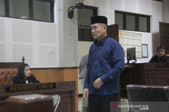 Pengadilan Tinggi Mataram ringankan vonis terdakwa pungli dana masjid
