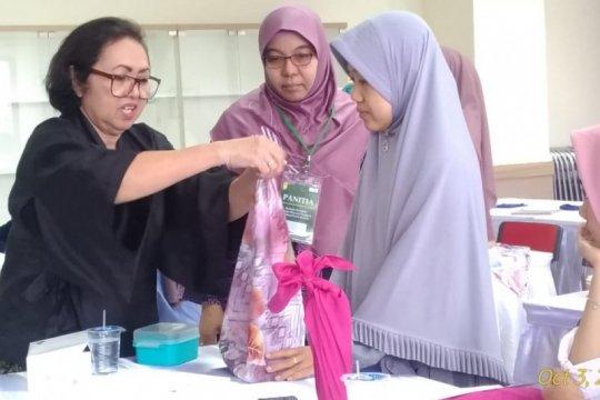Vokasi UI canangkan 'Furoshiki' pengganti kantong plastik