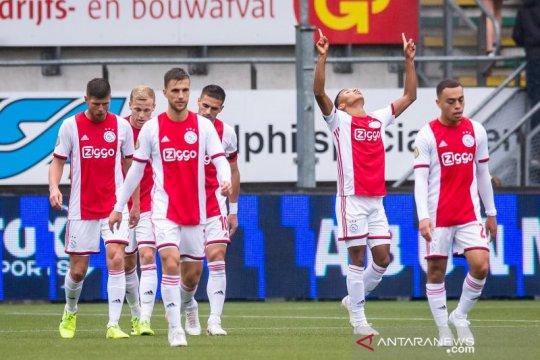 Ajax terima tak ada juara Eredivisie, Utrecht dan Cambuur kecewa