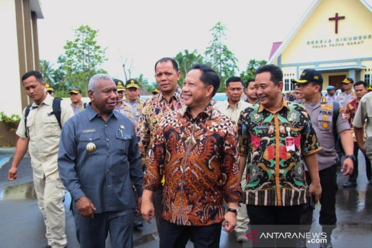 Kapuspen Kemendagri: Pengawalan 'ketat' Tito bagian dari SOP