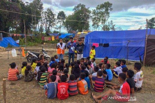 Warga resah, PVMBG didesak teliti amblasan di Pulau Nusalaut