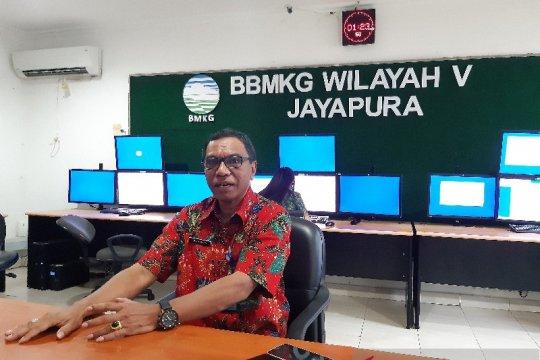 BBMKG Jayapura pasang 10 seismograf deteksi gempa bumi-tsunami