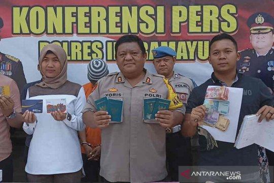 Polres Indramayu tangkap pelaku perdagangan orang