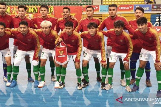 Turnamen futsal Piala Asia ditunda hingga tahun depan