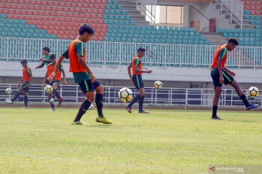 Bagus-Bagas dan Sutan Zico 'starting eleven' kontra Timor Leste