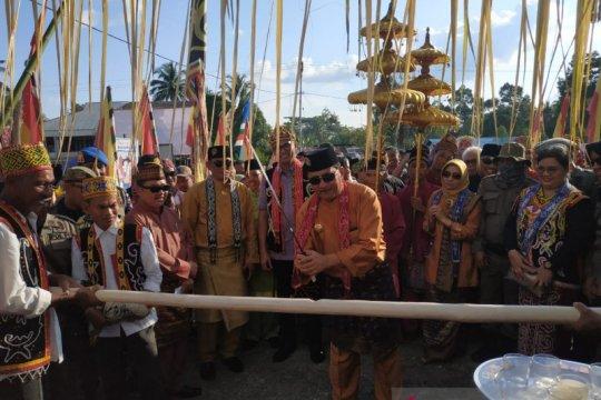 Festival Danau Sentarum di Kapuas Hulu Kalbar dimulai
