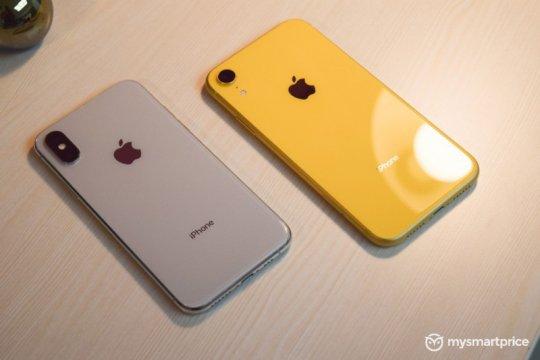iPhone XR terlaris di QIII 2019