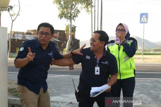 Satker Bandara Internasional Yogyakarta gelar simulasi bencana tsunami