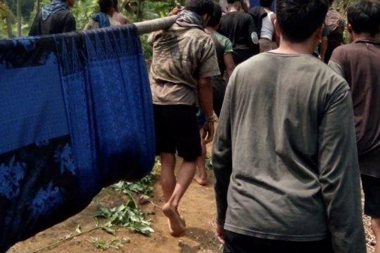 Lima siswa SMP tewas tenggelam di Danau Gajeboh Badui