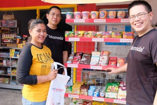 """""""Fintech"""" Tokomodal gandeng Alfamart bantu warung korban tsunami Anyer"""