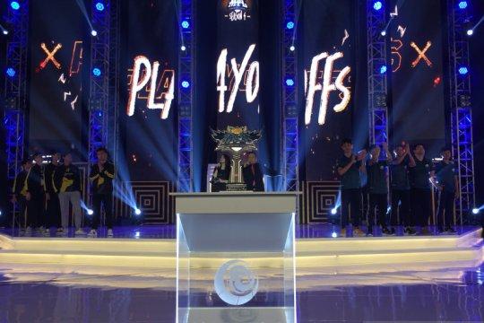 EVOS bungkam RRQ untuk melaju ke grandfinal M1 World Championship