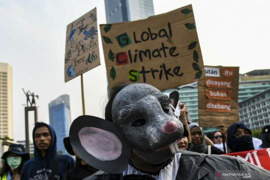 "Mitigasi krisis iklim akan efektif dengan skema ""net zero emission"""