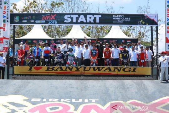 ISSI: BMX Internasional Banyuwangi berkualitas dunia