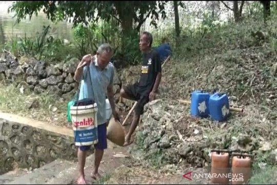 Pemkab Gunung Kidul tetapkan status tanggap darurat kekeringan
