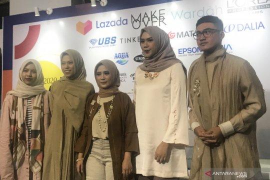 Wardah gandeng empat desainer untuk Jakarta Fashion Week 2020
