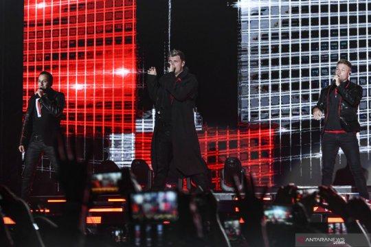 Kemarin, konser Backstreet Boys hingga ponsel Black Shark meluncur