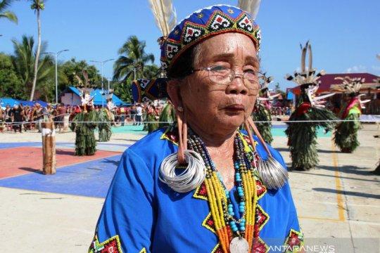 Festival Mahakam 2019 lombakan Perahu Naga dan modifikasi motor