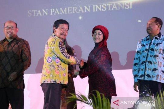 Setda Surabaya juara umum Anugerah Media Humas SAIK 2019