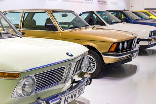 BMW Astra buka layanan restorasi mobil lawas