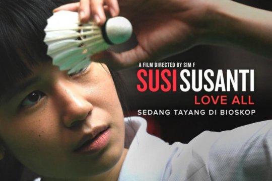 """""""Susi Susanti - Love All"""" lebih dari sekadar film biopik"""