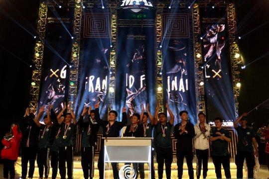 EVOS Esports tundukkan RRQ untuk juarai MPL Season 4