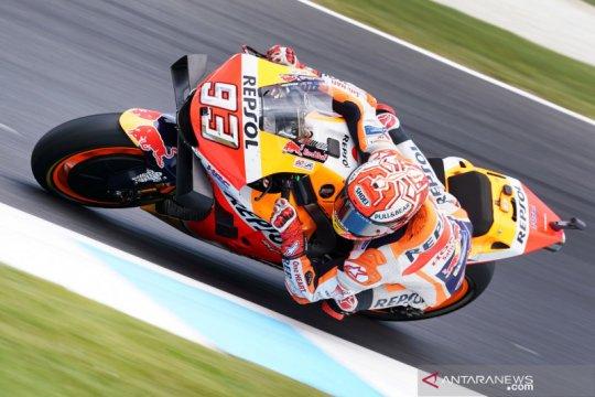 Marc Marquez juara MotoGP Australia 2019