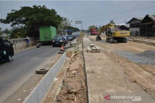 Pelebaran Jalan Kalimalang diharapkan mampu urai kemacetan Bekasi