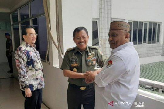 Gubernur Gorontalo apresiasi sumbangan Menkes untuk BPJS Kesehatan