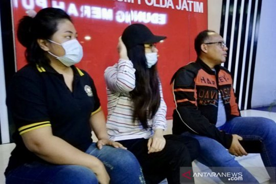 Polisi tetapkan J tersangka prostitusi libatkan Puteri Pariwisata