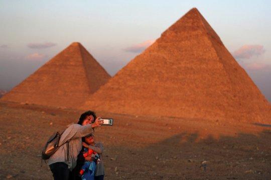Mesir ke Elon Musk: Piramida bukan dibangun alien