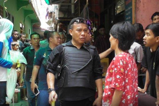 Tersangka pembacok pada tawuran anak di Tambora diburu polisi