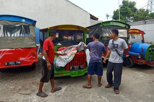 Komunitas odong-odong minta perlindungan Wali Kota Jaktim