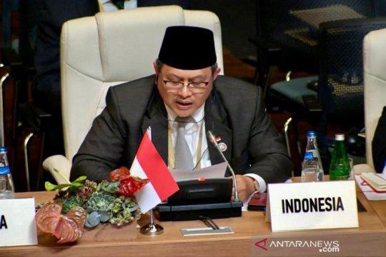 Indonesia dorong negara GNB dukung kemerdekaan Palestina