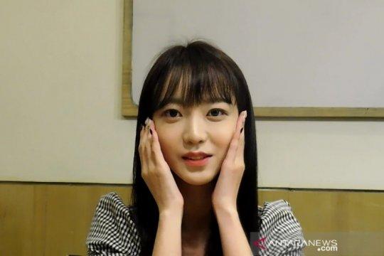 """Video, wawancara Kim So-hee """"Produce 101""""di Jakarta"""