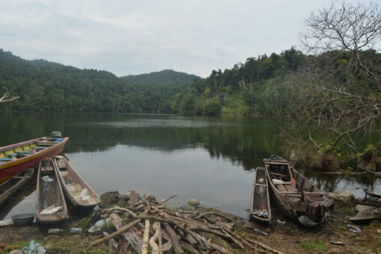 Balai Arkeologi Papua temukan Situs Yope di Kampung Dondai