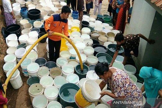 BPBD Banyumas intensifkan distribusi air bersih