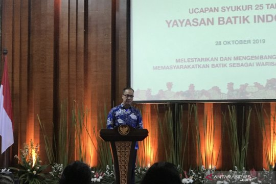 Menperin dukung industri batik mendunia
