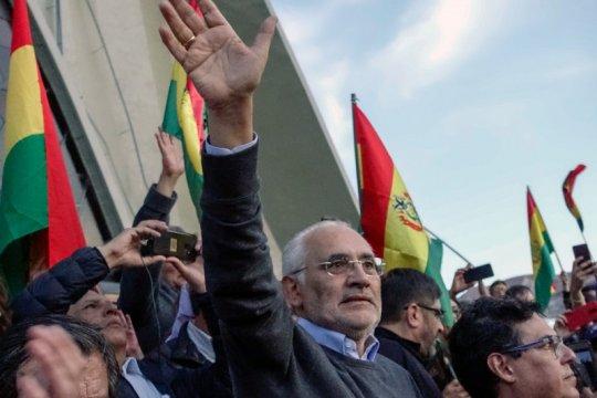 RUU pemilihan umum baru di Bolivia masuk ke Kongres
